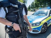 Muslim Police Officer