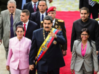 "Speaking to a new, all-powerful loyalist assembly he saw installed through elections last month, Maduro said he had instructed his foreign minister to set it up ""so I have a personal conversation with Donald Trump."""