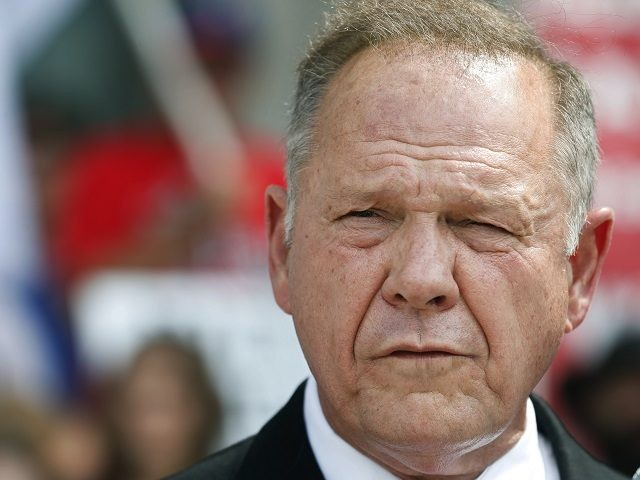 Politician Direct AP_16268452355441-640x480 WaPo: Defiant Outsider Roy Moore Aims for 'New Level of Disruption in the U.S. Senate' Against the Swamp Status Quo Breitbart Politics Washington Post  Washington Post U.S. Senate Roy Moore Luther Strange Big Journalism Big Government alabama