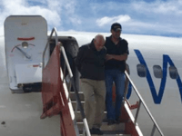 Rigoberto Gonzalez-Aragon, 66, was returned to Guatemala City, via an ICE Air Operations charter flight, and transferred to the custody of Guatemalan law enforcement authorities.