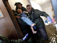 Nursing home evacuation. AP File Photo: Gerald Hebert