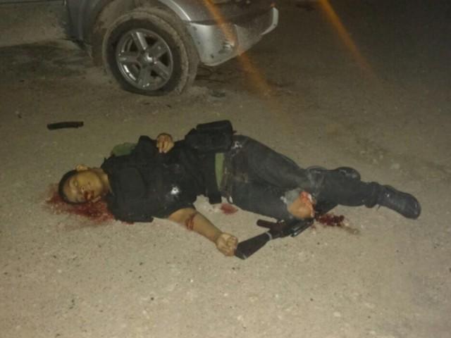 Mexican Cartel War Kills Nearly 30 In One Week Near Texas