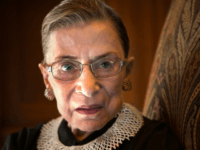 WASHINGTON, DC – AUGUST 30: Supreme Court Justice Ruth Bader Ginsburg, celebrating her 20th anniversary on the bench, is photographed in the West conference room at the U.S. Supreme Court in Washington, D.C., on Friday, August 30, 2013. (Photo by Nikki Kahn/The Washington Post via Getty Images)