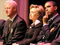 Obama and Clintons