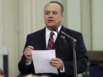 Six Women Accuse Democrat Raul Bocanegra of Sexual Harassment | Breitbart