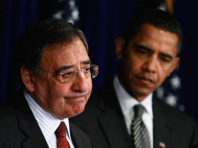 Panetta Obama (Mark Wilson / Getty)