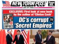 NY POST: Explosive 'Secret Empires' Book Uncovers Joe Biden, John Kerry Billion-Dollar China Bombshell