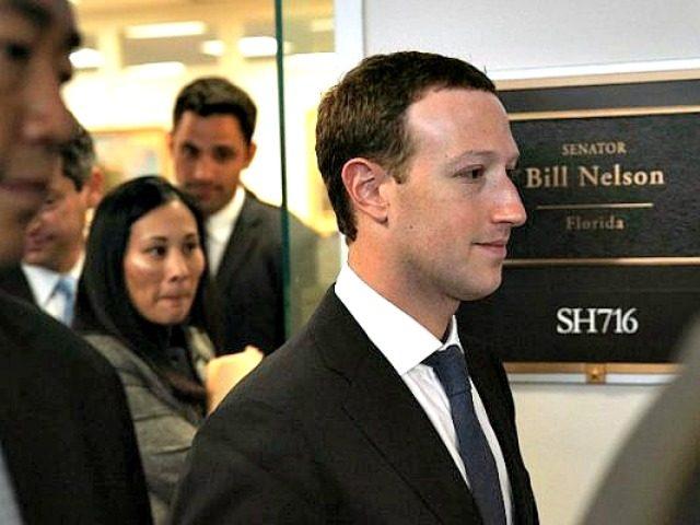 Zuckerberg Visits Bill Nelson