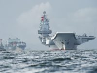 China's sole aircraft carrier, the Liaoning, is expected to take part in the live fire drills due to take place in the Taiwan Strait