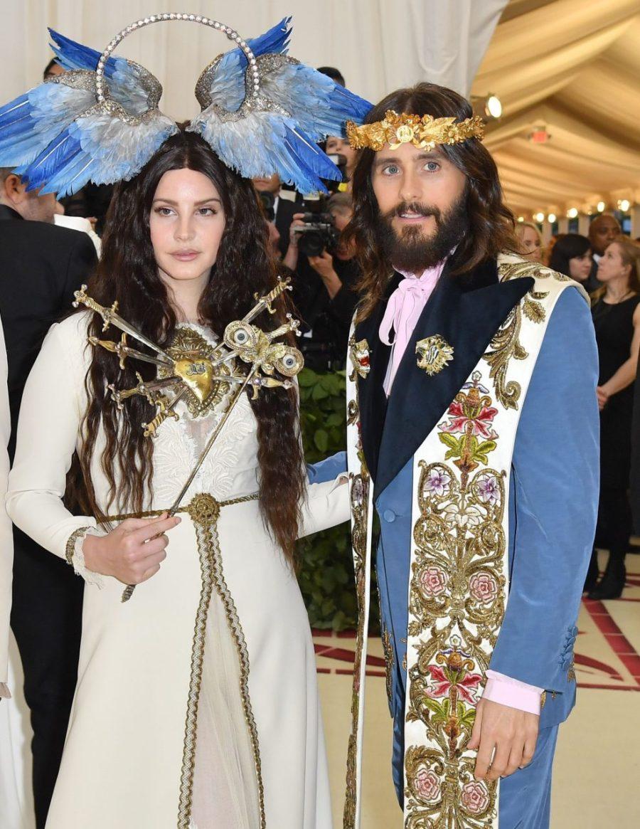 Resultado de imagen para met gala 2018 con cardenal dolan