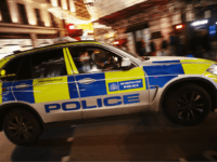 LONDON, ENGLAND - NOVEMBER 24: Police response vehicle seen near Oxford Circus underground station on November 24, 2017 in London, England. Police are responding to reports of an incident at London's Oxford Circus Tube station and have urged the public to avoid the area. (Photo by Jack Taylor/Getty Images)