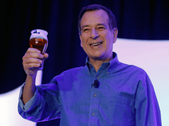 Samuel Adams CEO: Trump Tax Cuts Helps Us 'Kick Ass' of Foreign-Owned Beer