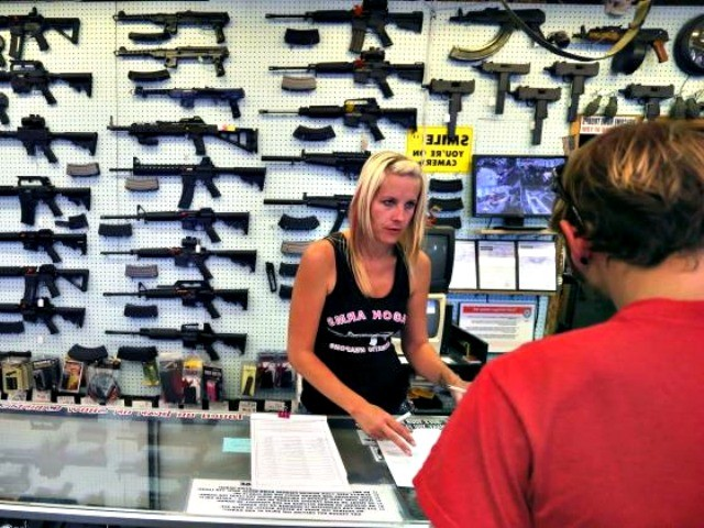 , NYT: New Gun Owners Less Likely 'to Be Male and White', Nzuchi Times Breitbart