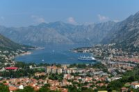 With rocky slopes jutting into azure waters, Kotor's bay and its medieval old town have been hailed as an alternative for travellers looking to avoid the mass tourism choking Dubrovnik, up the Adriatic coast in Croatia