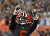 Pick(ed) 6: Browns name rookie Baker Mayfield starting QB