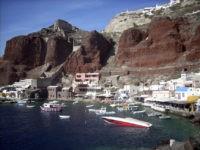 Greece: Drones used to spot tax cheats on Santorini