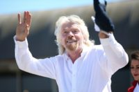 Richard Branson is suspending two directorships linked to tourism projects in Saudi Arabia and discussions with Saudi Arabia over proposed investment in Virgin Galactic
