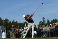 Brooks Koepka shot five-under 67 to seize the third round lead at the CJ Cup on the island of Jeju