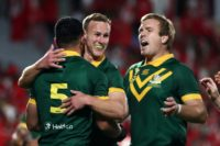 Australia proved it is still a top side after its narrow loss to New Zealand last week