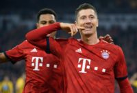 Robert Lewandowski bagged two goals on Wednesday night to leave Bayern Munich on the verge of the Champions League's last 16 after their 2-0 home win over Greek side AEK.