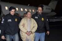 Jury picked for US trial of Mexican drug lord El Chapo