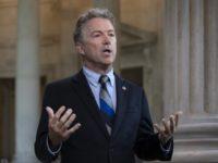 WATCH: Rand Paul Cites Democrat 'Incitement' in Speech Against Trial
