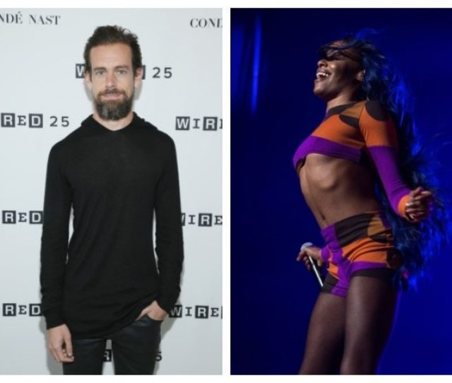 Jack Dorsey And Azealia Banks
