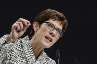 Merkel ally becomes German conservative party's leader