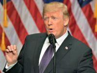 Trump on McGahn Testifying Before Congress: 'It's Done'