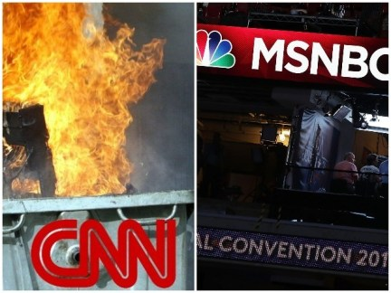 Now that their two-year Russia Collusion Hoax has been exposed, CNN and MSNBC are hemorrhaging a massive number of viewers.