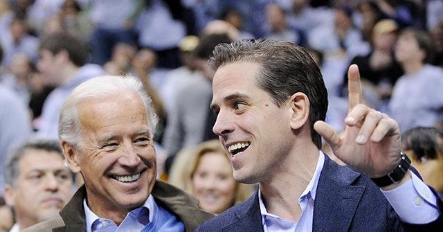 , Joe Biden Said N-Word 13 Times in Senate, Hunter Multiple Times in Texts, Nzuchi Times Breitbart