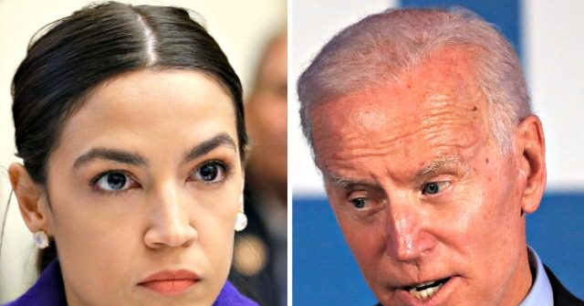 , 'Setting the Planet on Fire' – AOC Scolds Joe Biden for Negotiating with Republicans on Infrastructure, Nzuchi Times Breitbart