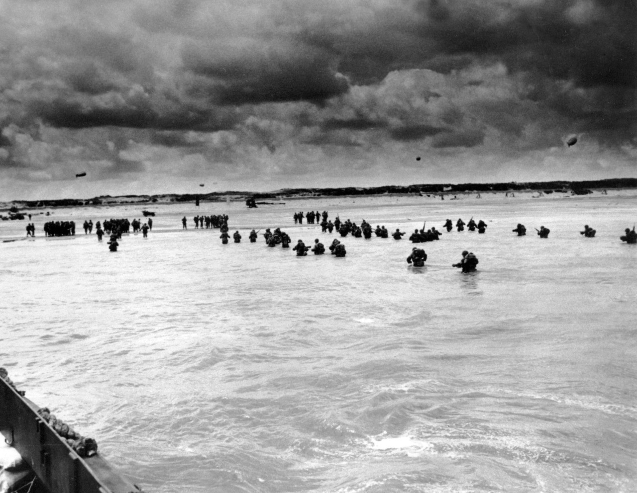 June 6th D Day Landings In Pictures