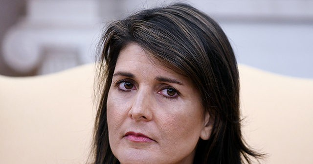 , Nikki Haley Falls to the Back of the GOP Pack in 2024 Straw Poll, Nzuchi Times Breitbart