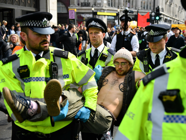 Officers Fear Arresting Extinction Rebellion Vandals over Threat of Legal Reprisals: Police Representative