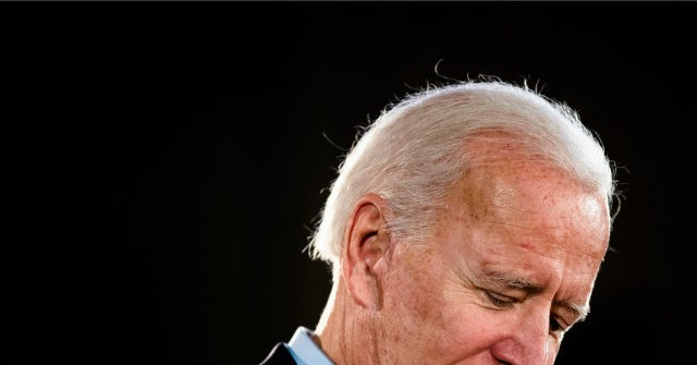 , Poll: Joe Biden's Approval Rating Tanks with Non-White Democrats and Those Under 40, Nzuchi Times Breitbart