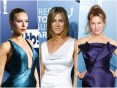 Image result for The best and worst dressed at the 2020 SAG Awards""
