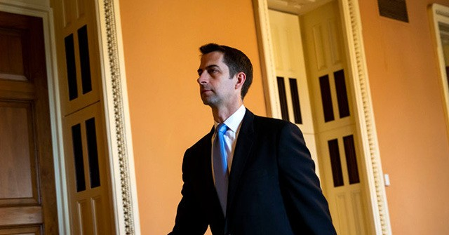 , Cotton: Nike's Message on Genocide in China Is 'Just Do It', Nzuchi Times Breitbart