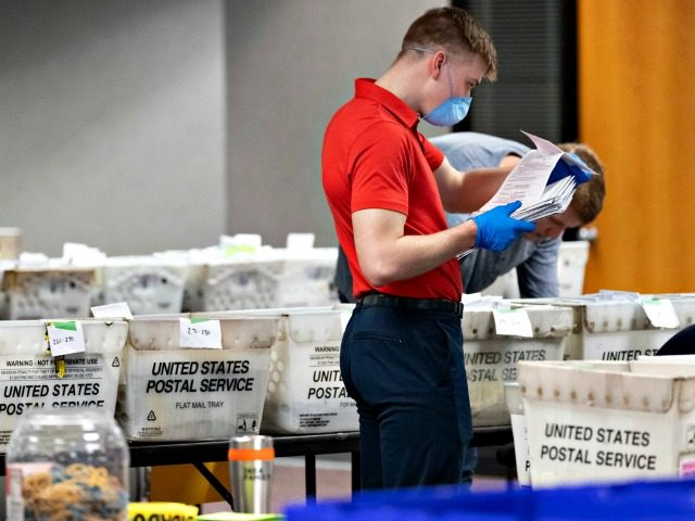Dupliicate Ballots Mailed