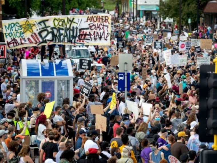 Live Updates*** George Floyd Protests Continue in Minnesota