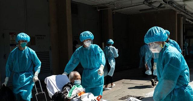 , China Using 'Netizen' Petition to Pressure W.H.O. into Blaming U.S. for Coronavirus, Nzuchi Times Breitbart