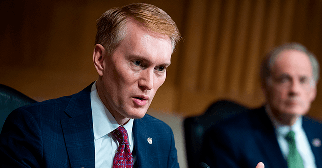 , Lankford: Dem Infrastructure Vote Push 'a Whole New Low', Nzuchi Times Breitbart