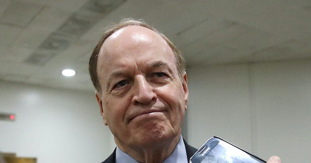 , Exclusive — Alabama's Richard Shelby Plans to Attack Trump-Backed Mo Brooks in Alabama, Back 'Not in Any Way Qualified' Katie Britt, Nzuchi Times Breitbart