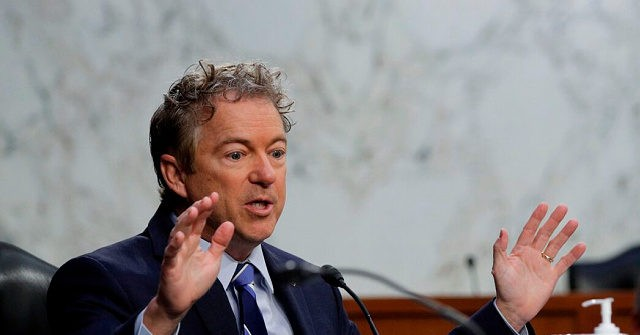 , Rand Paul: I Will Be Seeking a Criminal Referral Against Fauci for Lying to Congress, Nzuchi Times Breitbart
