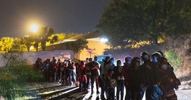 , Migrant Arrests at Southwest Border Jump 700 Percent over May 2020, Nzuchi Times Breitbart