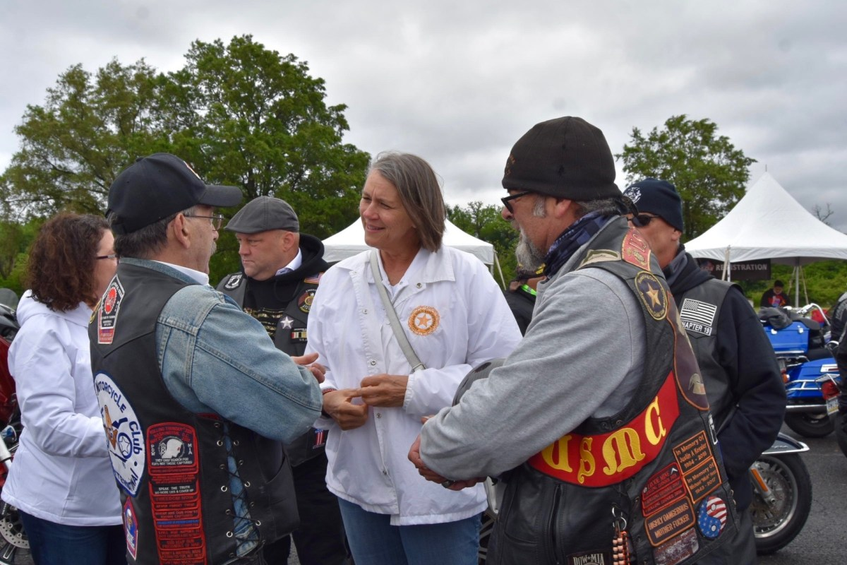 , PHOTOS: Bikers Ride to Remember Fallen, Lost on Memorial Day Weekend in D.C., Nzuchi Times Breitbart