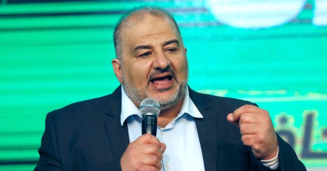 , Arab Islamist Party Set to Join Israeli Government Under Opposition Deal, Nzuchi Times Breitbart