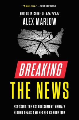 , 'Breaking the News' Called Shot: Marlow Media Investigation Explained Trump 'Tear-Gassed Peaceful Protesters' Hoax, Nzuchi Times Breitbart