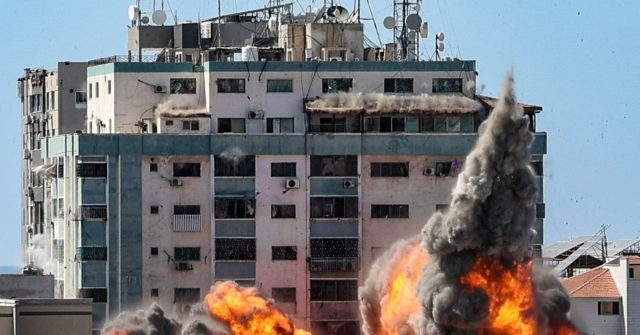 , Israel Tells Associated Press: Hamas Used Your Building to Try to Jam Iron Dome Signals, Nzuchi Times Breitbart