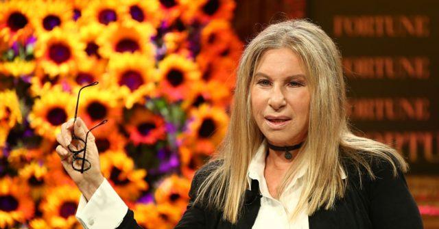 , Barbra Streisand: Republicans 'Want an Authoritarian State', Nzuchi Times Breitbart